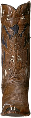 Mamie Women''s Boot Brown Stetson Western O0w7Hqqx