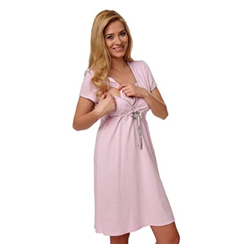 44506a08c Italian Fashion IF Camisones Premamá Felicita 0114  7TZYt0902389 ...