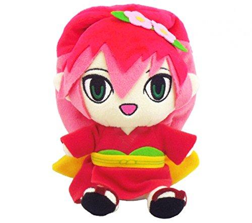 Yokai Watch TSUBAKI(Camellia) Princess Stuffed Toy Plush Doll Japan Yorozumart Limited
