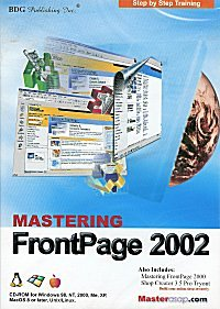Web Mastering with Microsoft Frontpage 2002 (XP Office)