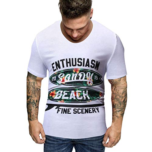 iHPH7 T Shirts for Men Graphic tees Men