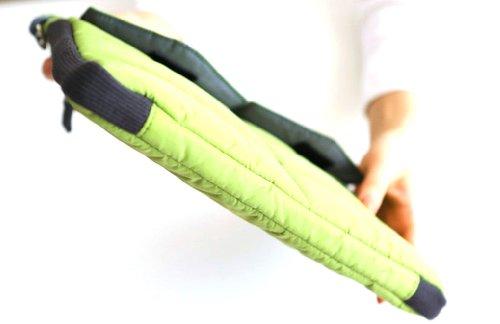 Organizador De Bolso De Mano, Organizador para Ipad (Azul) Verde