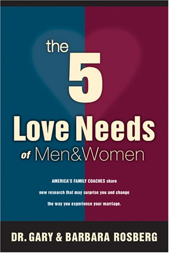 Download The 5 Love Needs of Men and Women pdf