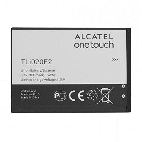 New OEM Alcatel TLi020F2 7040T 7040N 7040 Fierce 2 A564C Pop Icon Pre Paid O4L 2000 mAH Battery (Bulk Packaging) ()