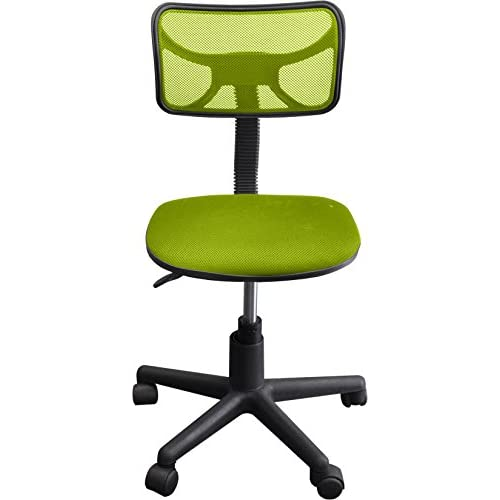 durable service Urban Shop Swivel Mesh Task Chair Green