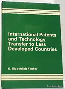 International Patents and Technology Transfer to Less