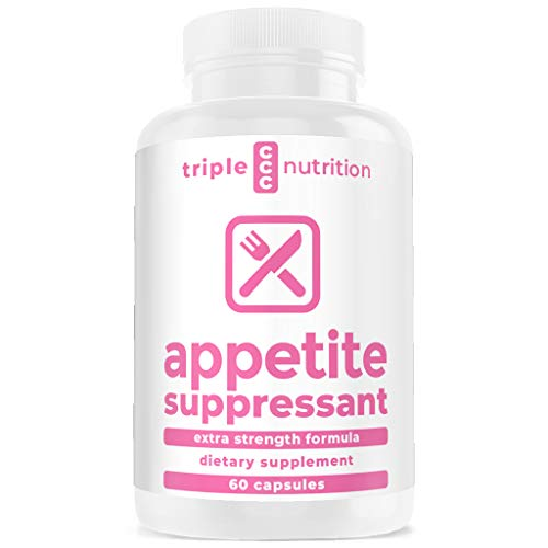 Appetite Suppressant for Weight Loss - Weight Loss Pills for Women - Keto Pills - Diet Pills for Women - Boost Energy & Metabolic Rate - Carb Blocker - 60 Caps