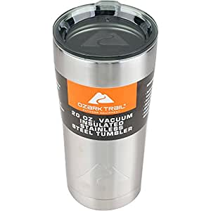 Ozark Trail 20-ounce Double-Wall vacuum-sealed Tumbler