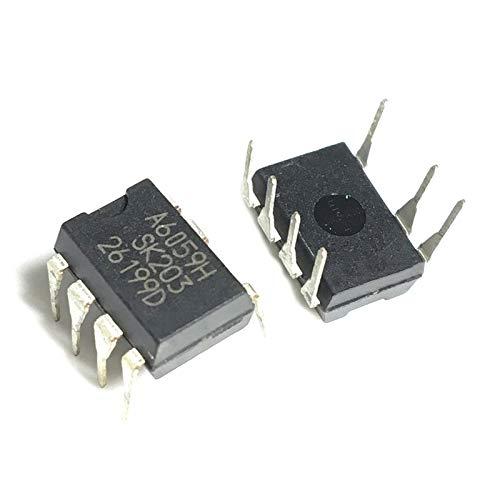 5pcs A6059H STR-A6059H A6059 DIP-7 Offline PWM Switching Power Supply chip