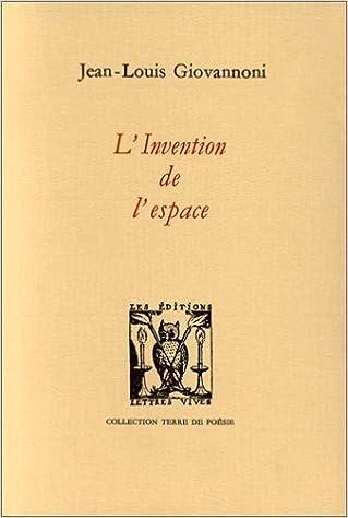Livre gratuits L'Invention de l'espace pdf epub