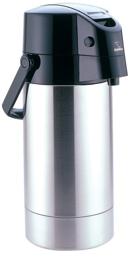 Zojirushi Stainless-Steel Easy-Serve Airpot by Zojirushi