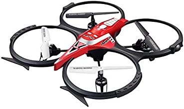 Holy Stone RC Drone 3D Flight OUTDOOR/INDOOR and 360 Flips 2.4GHz 6 Axis RC Quadcopter with HD Camera & 2G TF Card