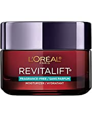 L'Oreal Paris Anti-Aging Day Moisturizer With Pro-retinol, Vitamin C + Hyaluronic Acid   Revitalift Triple Power Lzr