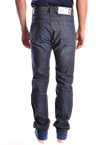 Helmut Lang Herren MCBI146004O Blau Baumwolle Jeans