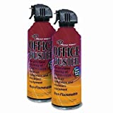 Read Right - Officeduster Plus All Purpose Duster 2 10Oz Cans/Pack ''Product Category: Computer Accessories/Computer Cleaning Supplies''