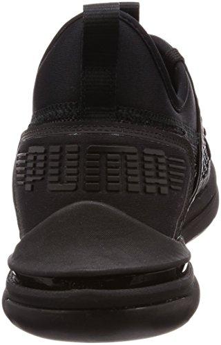 Puma Uomo Nero Ignite Limitless SR Netfit Sneaker Nero