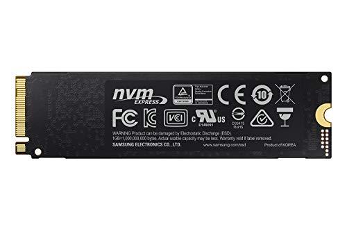 Samsung 970 EVO V-NAND technology