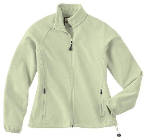 Ladies' Microfleece Unlined Jacket, Color: Celery, Size: Medium