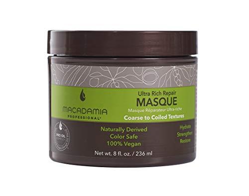 Macadamia Professional Ultra Rich Repair Masque, 8oz