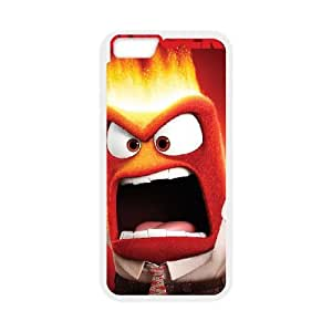 inside out iPhone 6 Plus 5.5 Inch Cell Phone Case White yyfabd-246203