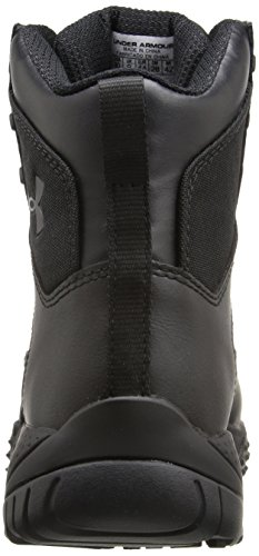 Under Armour Men's Stellar Military and Tactical Boot, M US Black (Black/ Black/ Black (001) 001)
