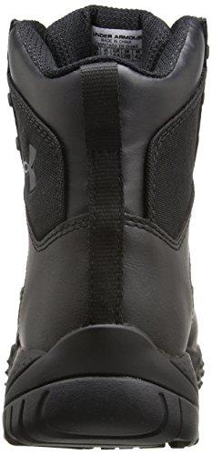 Black Black Armour Under Black Boots Tactical Boot Men's black Stellar O67qw4F
