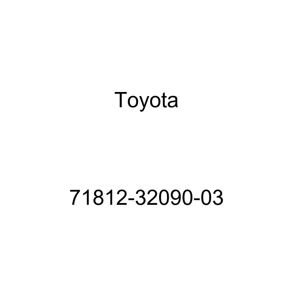 TOYOTA Genuine 71812-32090-03 Seat Cushion Shield