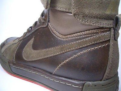 Nike Air Flytop 385225-201 Braun-Olive 45,5