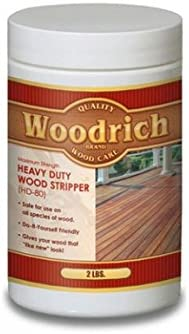 Heavy Duty Wood Stripper & Wood Cleaner for Wood