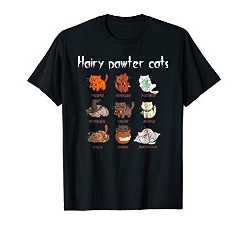 Harry Pawter Cute Kitten Potter Cats -