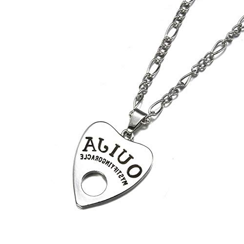 Kaputar Antique Vintage Style Gothic Ouija Board Pendant Necklace Jewelry Halloween Gift | Model NCKLCS - 21224 |