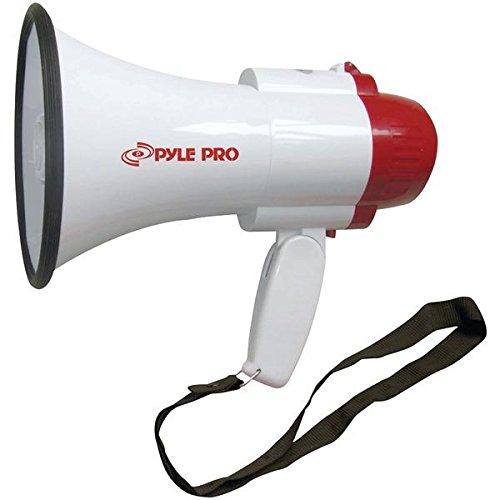PMP30 Professional Megaphone Bullhorn Siren