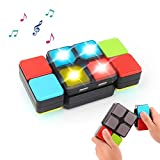Joyfun Toys for 5-12 Year Old Boys Girls Rubiks Magic Cube Electronic Music Cube Kids Puzzle Game Novelty Toys for Teens Children Birthday Gifts Decompression Toys for Adults JF-MF