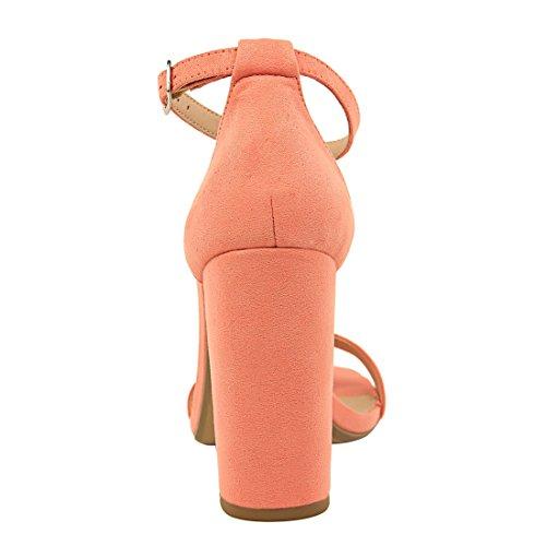1 Femme pour Sandales DS0509 Miyoopark MiyooparkUK Rose EnZCvqv