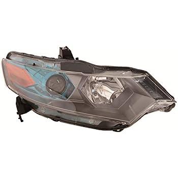 For 2010-2011 Honda Insight Passenger Side Headlight Head Lamp RH
