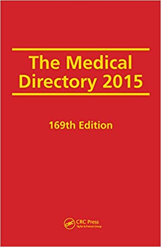The Medical Directory 2015 Kindle Edition By Wren Brenda Professional Technical Kindle Ebooks Amazon Com