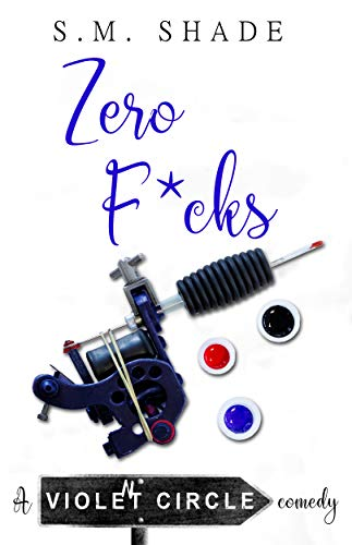 Zero F*cks (Violent Circle Book ()