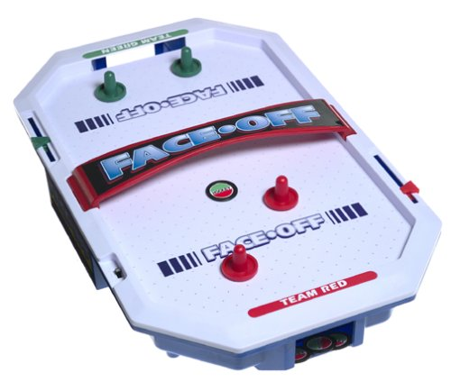 Face Off Air Hockey Tabletop (Feldstein - Face Off Air Hockey - 5+)