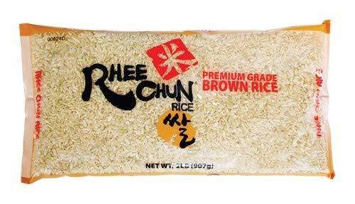 PREMIUM GRADE BROWN RICE (2#)2LB