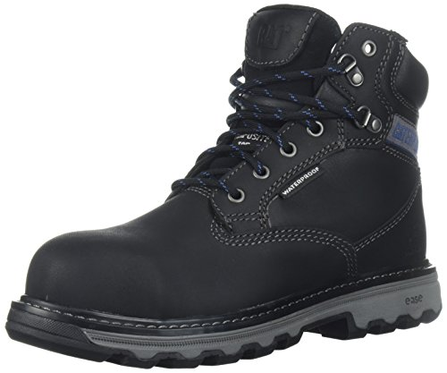 Image of Caterpillar Women's Superstat Waterproof Nano Toe/Black Industrial and Construction Shoe