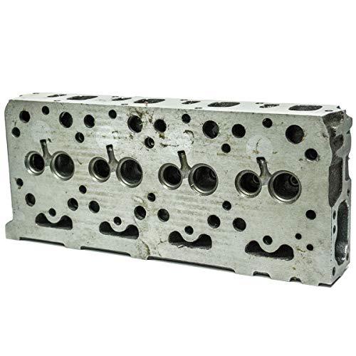 (Cylinder Head Bare Casting for Kubota V1702 1.7 PHV Diesel V1902 Bobcat 743 1600 733 & Mustang 442)