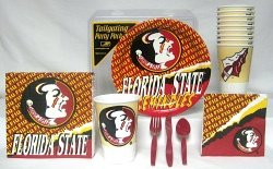 Florida State Seminoles Party Supplies Pack #1