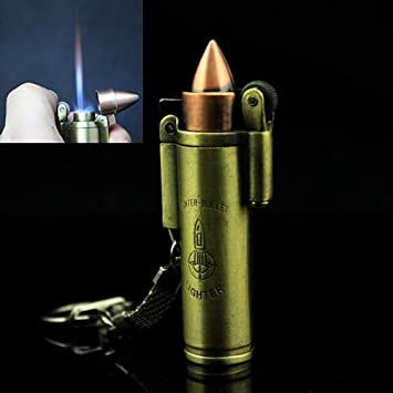 Amazon.com: Makergroup - Encendedor con forma de bala ...