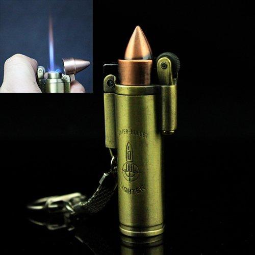 Bullet Refillable Butane Lighter - 9