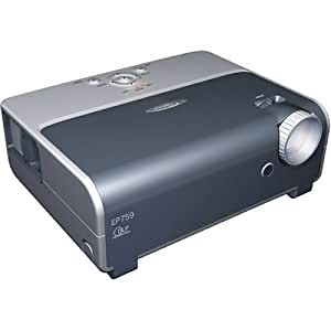 Optoma ep759 hd dlp projector electronics for Hd projector amazon