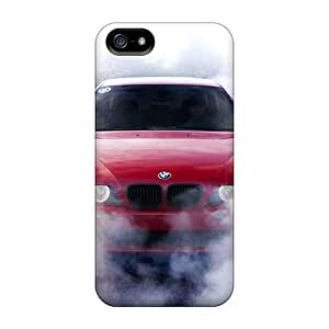 Tpu Protector Snap QtD3432PPWp Cases Covers For Iphone 5/5s