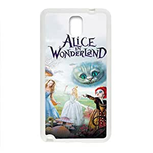SVF Alice In Wonderland Cell Phone Case for Samsung Galaxy Note3