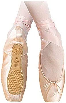 Grishko大人用Nova Pointe Shoes withハードシャンク Light European ピンク 7.0XXX
