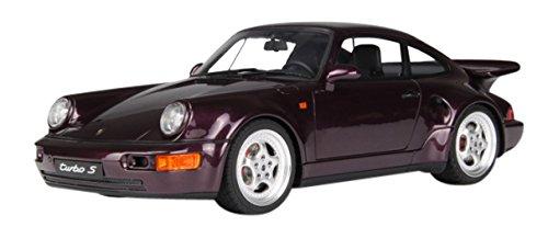1/18 ポルシェ 911 (964) ターボ S (アメジスト) GT044