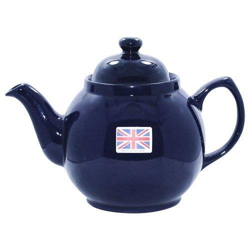 Cobalt Betty Teapot - 2 Cup (Cobalt Teapot)